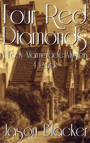 Four Red Diamonds